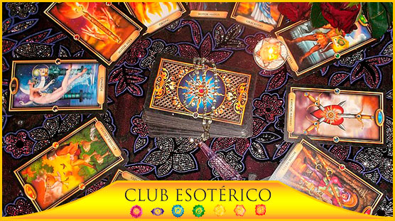 asociacion de tarotistas - club esoterico