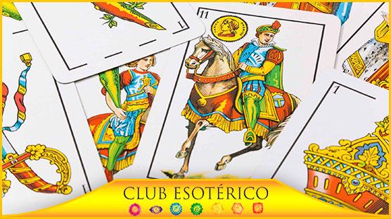 baraja española - club esoterico