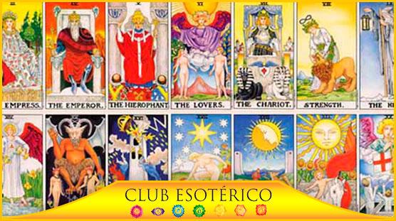 tarot arcanos mayores - club esoterico