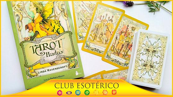 tarot de las hadas - club esoterico