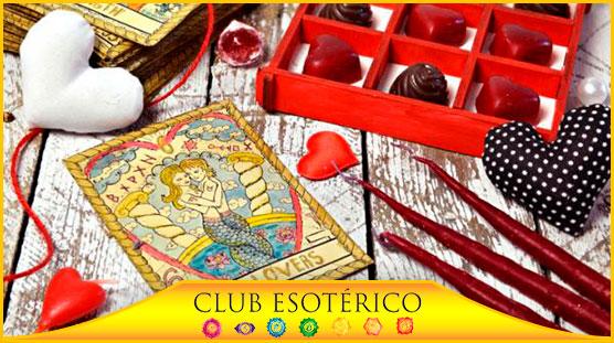 tarot del amor fiable - club esoterico