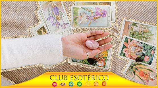 tarot del amor seguro - club esoterico