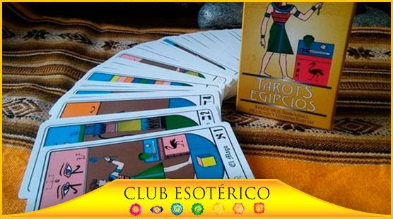 tarot egipcio - club esoterico