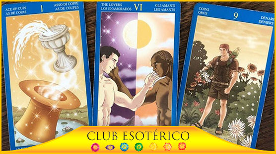 tarot gay - club esoterico