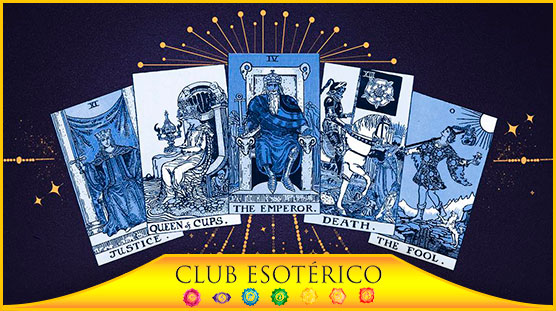 tarot para ser feliz - club esoterico