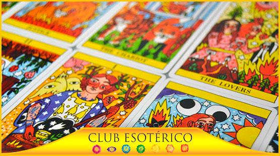 tarot profesional sin gabinete - club esoterico