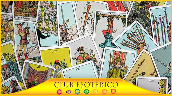 tarot rider waite - club esoterico